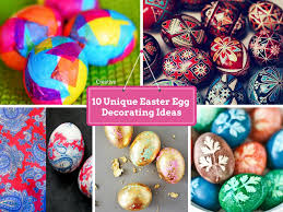 Easter Egg Decorating History by 10 Unique Diy Easter Egg Decorating Ideas Part 1