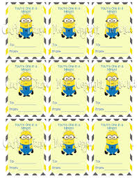 similar printable u0027re minion valentine u0027s