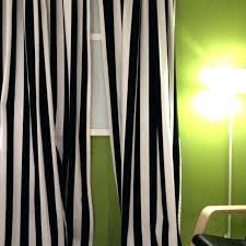 Black And White Curtain Designs Black White Striped Curtains Golbiprint Me