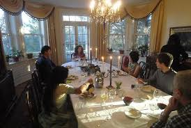 guests at the president s table unh today