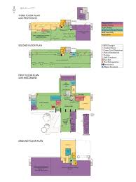 floor plans student success center at sinclair library