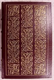 walden or life in the woods easton press henry david thoreau