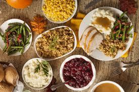 thanksgiving thanksgiving traditionalner buffet garden