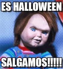 Meme Halloween - es halloween chucky meme on memegen