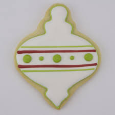 ornament cookie cutter decore