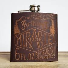 His And Her Flasks Personalised And Engraved Hip Flasks Notonthehighstreet Com