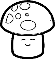 smiling sun shrooms in plant vs zombie coloring page coloring sky
