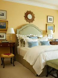 Yellow Room No Fail Guest Room Color Palettes Hgtv