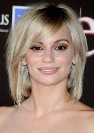 shorter hairstyles with side bangs and an angle 100 hottest bob haircuts for fine hair long and short bob