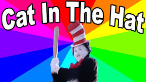 Dr Seuss Memes - what is the cat in the hat bat meme a look at the fake history