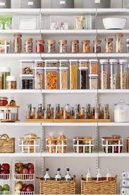 kitchen refresh pantry container store pantry and kitchens
