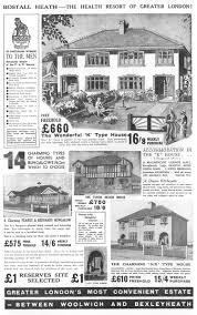 Types Of House Architecture Bexleyheath Feakes U0026 Richards Houses Dorian Burt Associates Limited