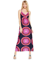 inc international concepts plus size geo print racerback maxi