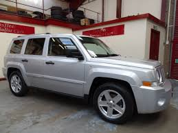 used jeep patriot used jeep patriot cars for sale motors co uk