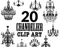 Black Chandelier Clip Art French Chandelier Clip Art U2013 Clipart Free Download