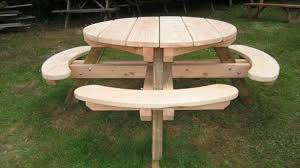 lifetime 6 folding outdoor picnic table brown 60110 magnificent kids picnic table 8 steps with pictures tables near me