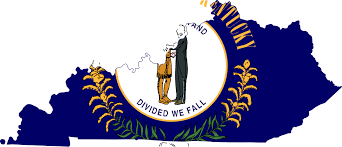 kentucky flag map file flag map of kentucky svg wikimedia commons
