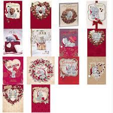 girlfriend me to you bear christmas cards ebay
