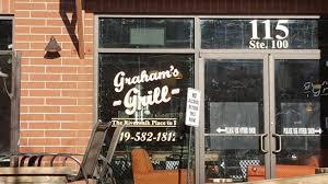 graham u0027s grill menu