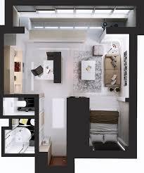 Small Apartment Floor Plan Ideas Best 25 Micro Apartment Ideas On Pinterest Micro House Small