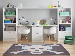 comment faire un bureau soi meme chambre adolescent table salle d étude salons childs bedroom and