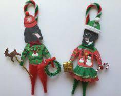 knitted mini jumpers christmas tree decoration christmas tree