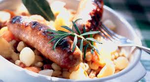 cuisiner des flageolets une délicieuse saucisse aux flageolets