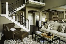 wonderful white brown wood glass modern design home trends beige wonderful white brown wood glass modern design home trends beige interior livingroom floor stairs rectangular top clubchairs