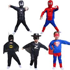 Boys Halloween Costumes 3pcs Lot Kids Boy Costume Halloween Children Boys Halloween