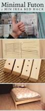 Tarva Daybed Hack Super Easy 5 Min Ikea Tarva Futon Bed Hack Undelisch Pinterest