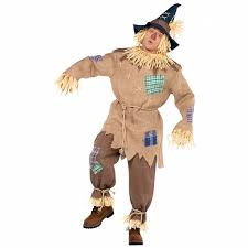 scarecrow halloween mask adults mens scarecrow straw man fancy dress up party