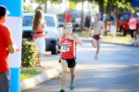Kristine Brabson by Wolski Mcleod Take 40th Scholars Run Sports Thedailytimes Com