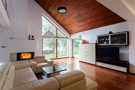 Wood Ceiling Designs Living Room 33 Living Room Designs With Beautiful Woodwork Throughout