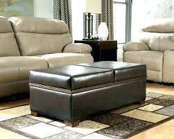 Ottoman Furniture Toronto Awesome Tufted Ottoman Coffee Table Fabric Or Leather Large