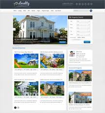 50 best real estate wordpress themes u0026 templates design trends