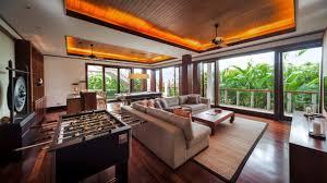 games room villa horizon phuket