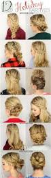 best 25 holiday hairstyles ideas on pinterest easy everyday