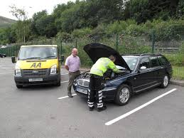 Car Bonnet Flags Rac Aa Or Green Flag Which Breakdown Service Can Fix Our Car