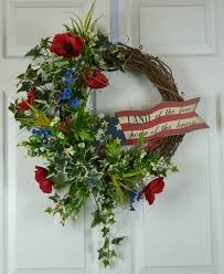Home Flower Decoration Ideas Miraculous Front Door Home America Day Decoration Contain Graceful