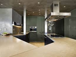 new york city apartment kitchen interior design with city