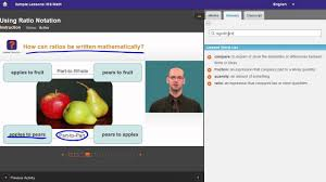 lesson support demo edgenuity youtube