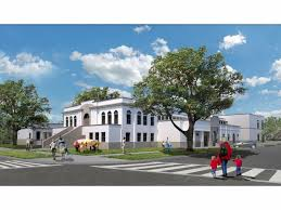 House Plans With Future Expansion New Video Captures Beaumont Library U0027s History Explains Future