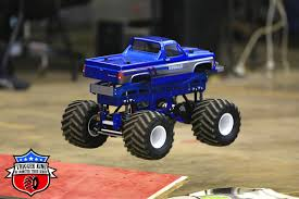 monster truck bigfoot 5 kodiak u2013 outlaw retro trigger king rc u2013 radio controlled monster