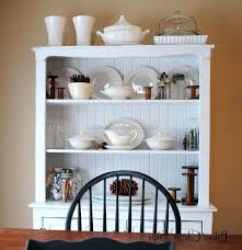 Dining Room Hutch Buffet Dining Room Hutch With Glass Doorsdecorating Buffets And