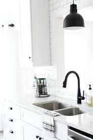Black Faucets Kitchen Black Kitchen Faucets Mydts520
