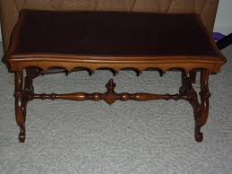 coffee table leather top antique coffee table with leather top antique appraisal