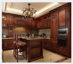 new solid wood kitchen cabinets china custom design high gloss solid wood kitchen cabinets