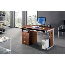 Computer Desk Mahogany Laminate Computer Desk In Mahogany Rta 3520 M615