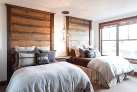 Bed Headboard Lights Perfect Rustic Bed Headboards U2013 Home Improvement 2017