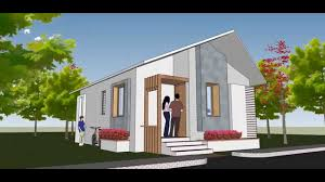 Small Cottage Plan Small House Plan Shp 1017 Youtube